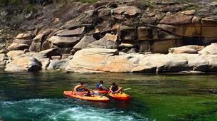 Canoë-kayak-Parc national de Peneda-Gerês-Kayaking excursion in Albufeira Lindoso in Peneda-Gerês National Park-2
