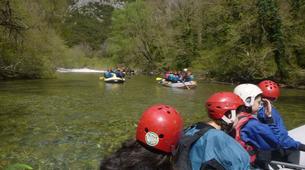 Rafting-Ioannina-Rafting in Arachthos river in Tzoumerka, near Ioannina-1