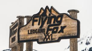 Tyrolienne-Saalfelden Leogang-Flying Fox XXL in Leogang, Salzburger Land-4
