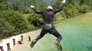 Canyoning-Bled-Amazing canyoning tour in Bled-3