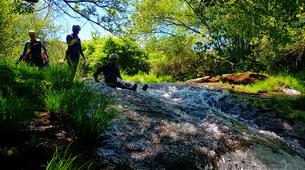 Canyoning-Parc national de Peneda-Gerês-Canyoning in Rio Varziela in Peneda-Gerês National Park-1