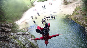 Canyoning-Bled-Amazing canyoning tour in Bled-4