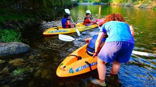 Canoë-kayak-Parc national de Peneda-Gerês-Kayaking excursion in Albufeira Lindoso in Peneda-Gerês National Park-6