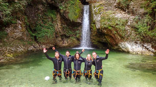 Canyoning-Bled-Amazing canyoning tour in Bled-5