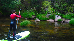 Stand Up Paddle-Parc national de Peneda-Gerês-Stand up paddle excursion in Castro Laboreiro in Peneda-Gerês National Park-5