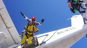 Paracaidismo-Seville-Salto en tándem desde 4600m en Sevilla-2