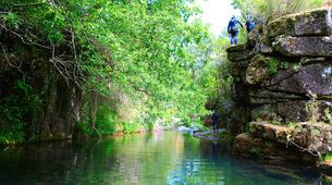 Canyoning-Parc national de Peneda-Gerês-Canyoning in Rio Varziela in Peneda-Gerês National Park-4