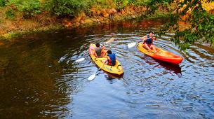 Canoë-kayak-Parc national de Peneda-Gerês-Kayaking excursion in Albufeira Lindoso in Peneda-Gerês National Park-5
