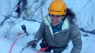 Ice Climbing-Aoraki / Mount Cook-Tasman Glacier Ice Climbing Excursion-3