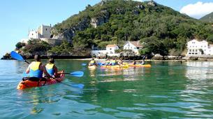 Sea Kayaking-Sesimbra-Sea kayaking excursions from Sesimbra-5