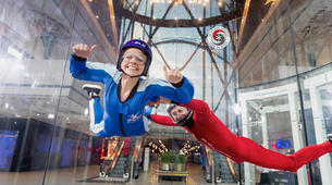 Indoor skydiving-Paris-Virtual Reality flight in Paris-2