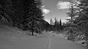 Snowshoeing-Mercantour National Park-Snowshoeing under the stars in Mercantour national park-2