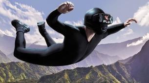 Indoor skydiving-Paris-Virtual Reality flight in Paris-1