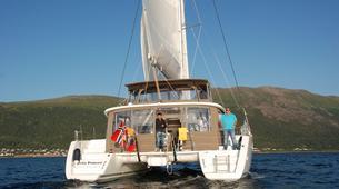 Voile-Tromsø-Midnight Sun Luxury Catamaran-3