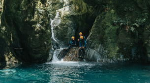 Canyoning-Queenstown-Mt Aspiring Canyon from Queenstown-1