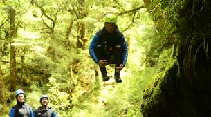 Canyoning-Queenstown-Mt Aspiring Canyon from Queenstown-6