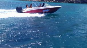 Jet Boating-Kitts and Nevis-Speed boat private charter in St Kitts and Nevis-3