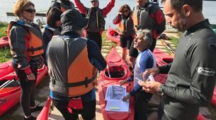 Canoë-kayak-Rome-Amazing Kayak tour in Ancient Rome-4