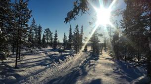 Snowmobiling-Kiruna-Arctic Snowmobile Excursion-5