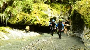 Canyoning-Queenstown-Mt Aspiring Canyon from Queenstown-4