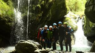 Canyoning-Queenstown-Mt Aspiring Canyon from Queenstown-3