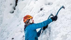 Ice Climbing-Pyha-Ice Climbing Lesson in Pyhä-Luosto-3