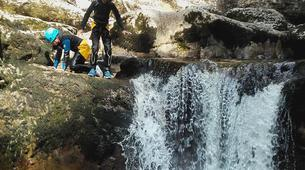 Canyoning-Jura-Saine canyon in Jura-2