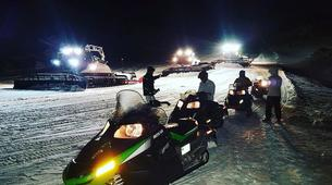 Snowmobiling-Ordino-Snowmobile excursions in Ordino, Andorra-4