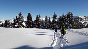 Ski touring-Flaine, Le Grand Massif-Discover ski touring in Flaine, Grand Massif-1