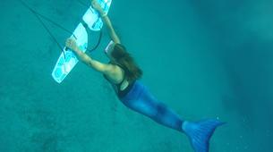Snorkeling-Malta-Subwing in Gozo, Comino or in the north of Malta-3