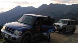 4x4-Andorre-Excursion en 4x4 Jeep dans les montagnes Tor-1