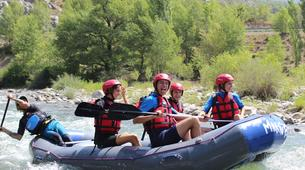Rafting-Granada-Rafting in Granada - Alpujarra-4