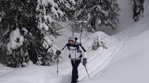 Ski touring-Flaine, Le Grand Massif-Discover ski touring in Flaine, Grand Massif-6