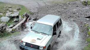 4x4-Andorre-Excursion en 4x4 Jeep dans les montagnes Tor-5