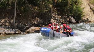 Rafting-Granada-Rafting in Granada - Alpujarra-1