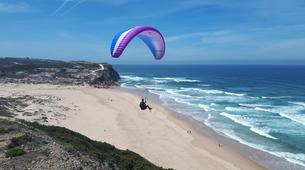 Parapente-Loulé-Tandem paragliding in Loulé Cerro de Cabeço de Camera in Loulé-2