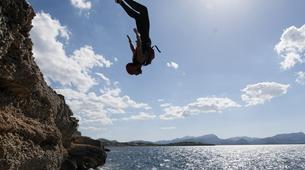 Coasteering-Mallorca-Coasteering on the cliffs of Mallorca-5
