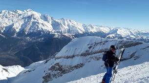 Ski touring-Flaine, Le Grand Massif-Discover ski touring in Flaine, Grand Massif-2