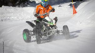 Quad biking-Flaine, Le Grand Massif-Ice Quad Driving in Flaine, French Alps-4