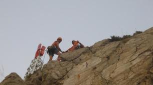 Rock climbing-Girona-Rock climbing for beginners in Girona-2