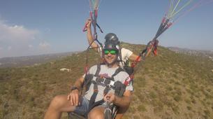 Parapente-Loulé-Tandem paragliding in Loulé Cerro de Cabeço de Camera in Loulé-5