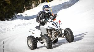 Quad biking-Flaine, Le Grand Massif-Ice Quad Driving in Flaine, French Alps-3