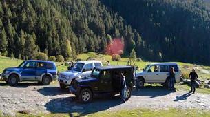 4x4-Andorre-Excursion en 4x4 Jeep dans les montagnes Tor-2
