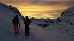 Ski touring-Flaine, Le Grand Massif-Discover ski touring in Flaine, Grand Massif-5