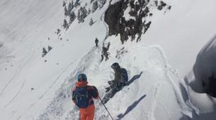 Ski touring-Flaine, Le Grand Massif-Discover ski touring in Flaine, Grand Massif-4