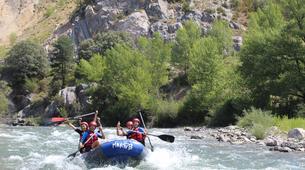 Rafting-Granada-Rafting in Granada - Alpujarra-2