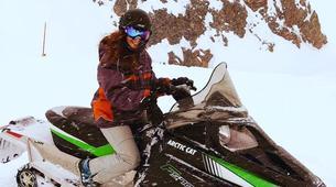 Snowmobiling-Ordino-Snowmobile excursions in Ordino, Andorra-5