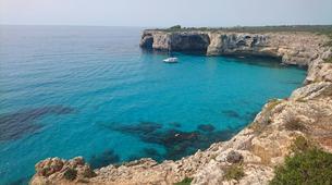 Spéléologie-Mallorque-Sea caving excursion in Cova de Coloms-2