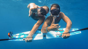 Snorkeling-Malta-Subwing in Gozo, Comino or in the north of Malta-5