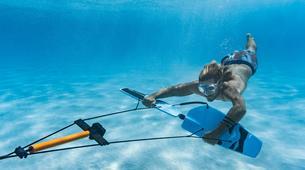 Snorkeling-Malta-Subwing in Gozo, Comino or in the north of Malta-4